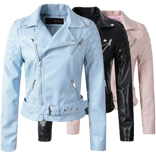 Nova Leather Jacket - 3 colors - Awesome World - Online Store  - 4