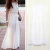 Long Chiffon Skirt - 7 colors - Awesome World - Online Store  - 4