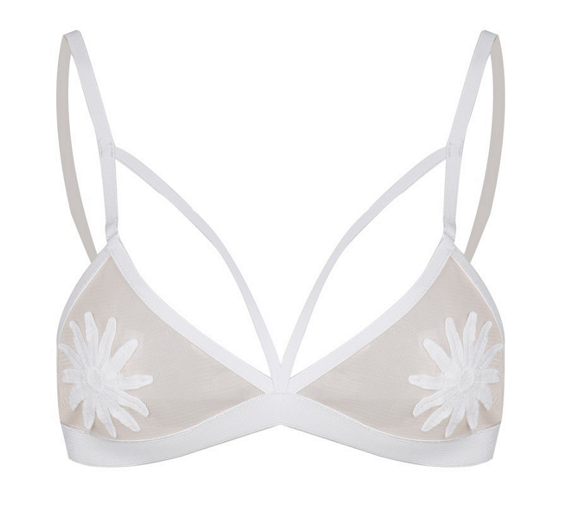 Triangle Transparent Bra - 2 colors - Awesome World - Online Store  - 6