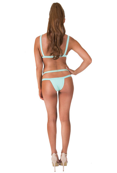 Sensual Hollow Out Bikini - Awesome World - Online Store  - 3
