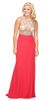 Mesh Cut Out Sequinned Gown - 3 colors - Awesome World - Online Store  - 7