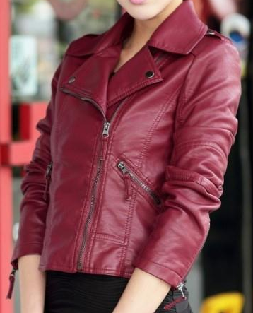 Casual Leather Jacket - Awesome World - Online Store  - 5