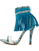 The Luxe Fringed Sandals - Awesome World - Online Store  - 2