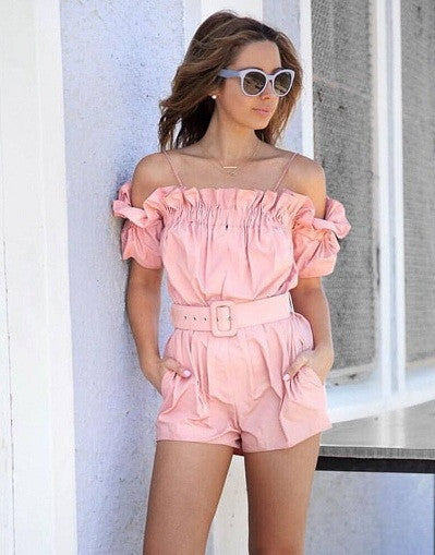 Ruffles Premium Playsuit - 2 colors - Awesome World - Online Store  - 1