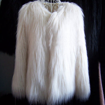 Faux Fur Jacket - 4 Colours - Awesome World - Online Store  - 5