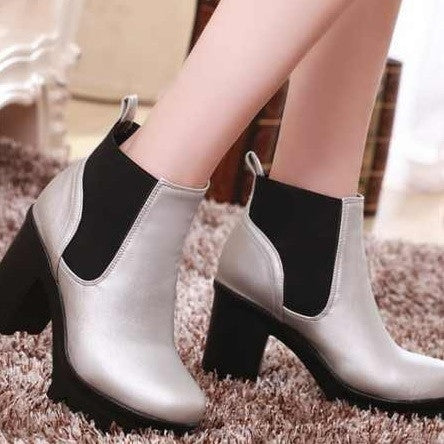 Blogger Boots - 3 Colors - Awesome World - Online Store  - 3