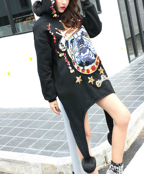 Street Style Shirt Dress - Limited Stock - Awesome World - Online Store  - 4