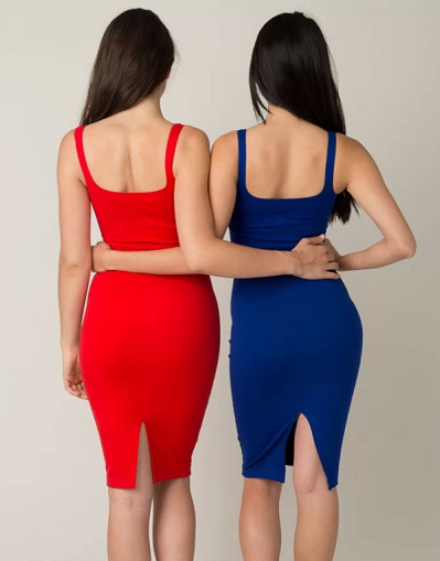 Simple Classy Dress - 6 colors - Awesome World - Online Store  - 2