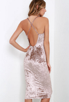 Velvet Kylie Style Dress - Awesome World - Online Store  - 4