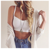 Backless Crop Top - 2 colors - Awesome World - Online Store  - 4