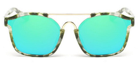 Acetate Trendy Sunglasses - 7 Colors - Awesome World - Online Store  - 8