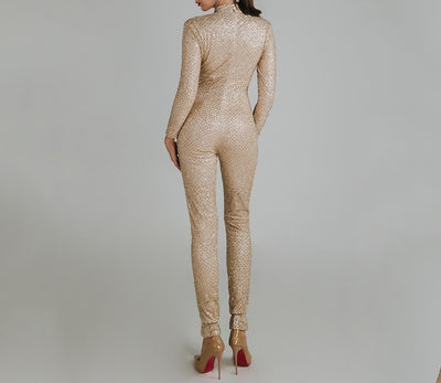 Gold Dot Premim Jumpsuit - Limited Edition - Awesome World - Online Store  - 2