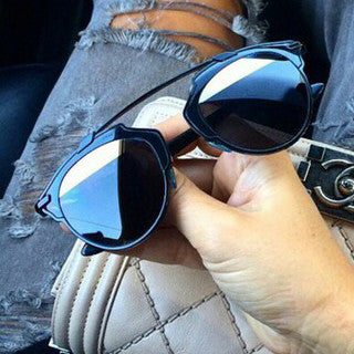 Fashion Vintage Sunglasses - 9 Colors - Awesome World - Online Store  - 24