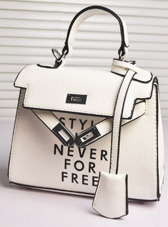 Style Is Never For Free Bag - 2 colors - Awesome World - Online Store  - 5