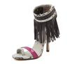 The Luxe Fringed Sandals - Awesome World - Online Store  - 3