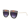 Flowers Top Decorative Sunglasses - Awesome World - Online Store  - 1