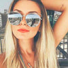 Frame Style Fashion Women Sunglasses - 7 Colors - Awesome World - Online Store  - 3
