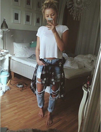 Ripped Jeans - Awesome World - Online Store  - 3
