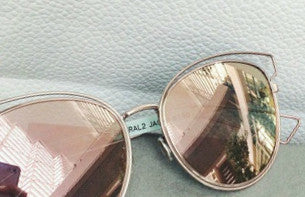Frame Style Fashion Women Sunglasses - 7 Colors - Awesome World - Online Store  - 6