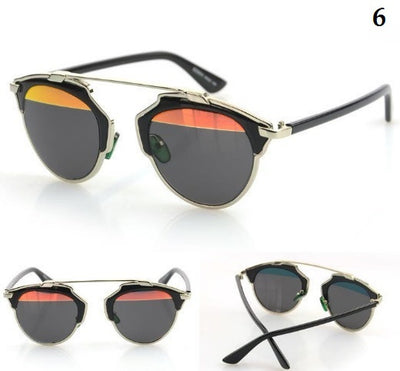 Fashion Vintage Sunglasses - 9 Colors - Awesome World - Online Store  - 14