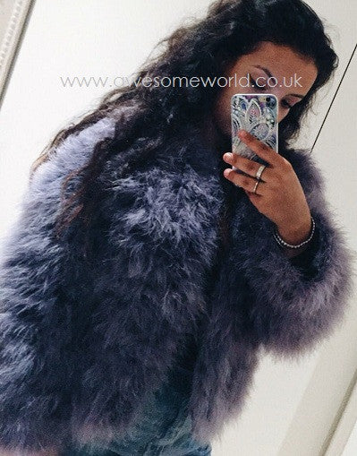 Glam Fur Coat - 10 colors - Awesome World - Online Store  - 5