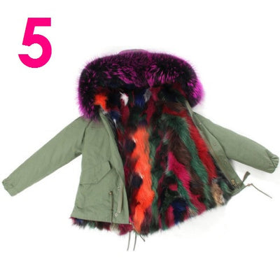 Miss Fur Coat - 8 colors - Awesome World - Online Store  - 6