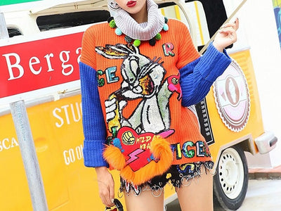Street Style Orange Shirt - Limited Stock - Awesome World - Online Store  - 7