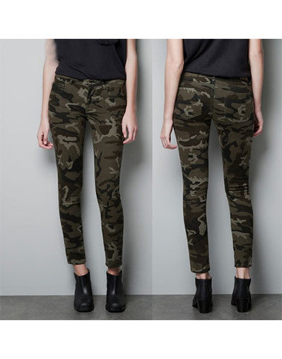 Army Camouflage Pants - Awesome World - Online Store  - 1