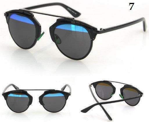 Fashion Vintage Sunglasses - 9 Colors - Awesome World - Online Store  - 15