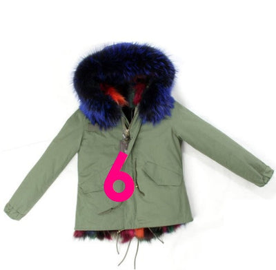Miss Fur Coat - 8 colors - Awesome World - Online Store  - 7