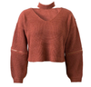 Knitted Sweater+Choker - 4 colors - Awesome World - Online Store  - 7