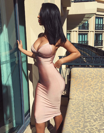 On Point Bandage Dress - 4 colors - Awesome World - Online Store  - 1