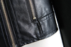 Leather Stylish Jacket - Awesome World - Online Store  - 3