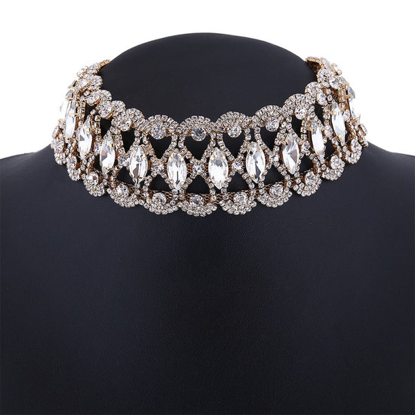Vinessa Choker - 3 colors - Awesome World - Online Store  - 3