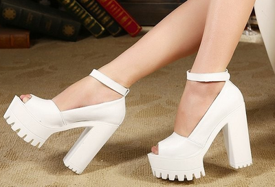 Awesome Platform Sandals - 2 colors - Awesome World - Online Store  - 7