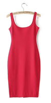 Simple Classy Dress - 6 colors - Awesome World - Online Store  - 7