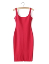 Simple Classy Dress - 6 colors - Awesome World - Online Store  - 8