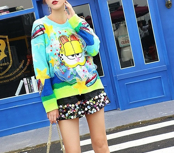 Street Style Cat Shirt - Limited Stock - Awesome World - Online Store  - 3