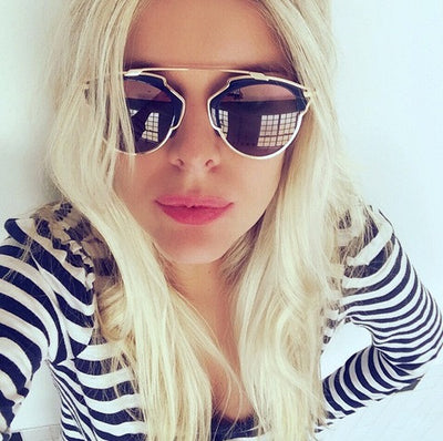 Fashion Vintage Sunglasses - 9 Colors - Awesome World - Online Store  - 25