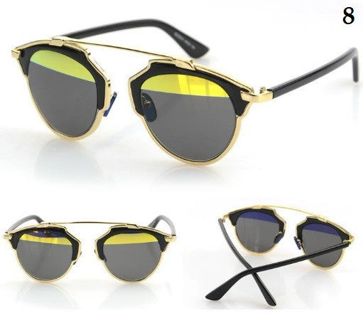 Fashion Vintage Sunglasses - 9 Colors - Awesome World - Online Store  - 17