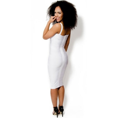 Sleekin' Out Thigh Bandage Dress - 11 colors - Awesome World - Online Store  - 17