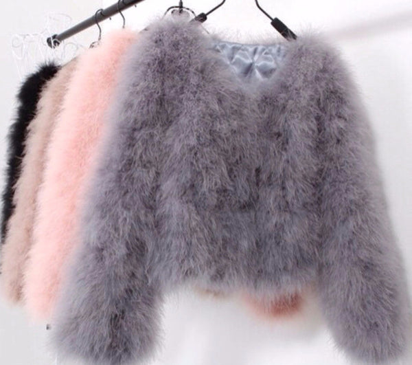 Glam Fur Coat - 10 colors - Awesome World - Online Store  - 10