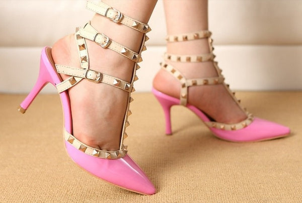 Blogger Style Pumps 8CM - 10 Colours - Awesome World - Online Store  - 20