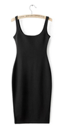 Simple Classy Dress - 6 colors - Awesome World - Online Store  - 9