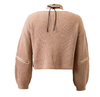 Knitted Sweater+Choker - 4 colors - Awesome World - Online Store  - 9