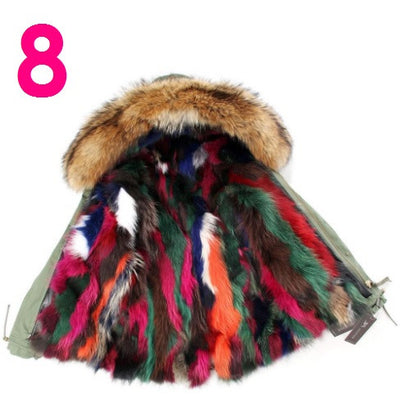 Miss Fur Coat - 8 colors - Awesome World - Online Store  - 9