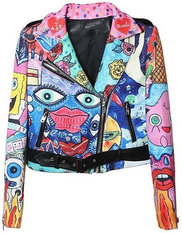 Street Style Jacket - Limited Stock