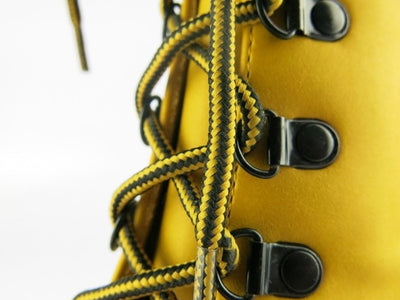 Ankle Yellow Boots - Awesome World - Online Store  - 5