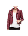 Casual Leather Jacket - Awesome World - Online Store  - 1