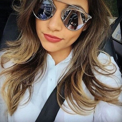 Fashion Vintage Sunglasses - 9 Colors - Awesome World - Online Store  - 34